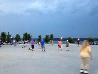 Hamilton Waterfront Outdoor Rink